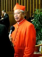 His Emminence Orlando Cardinal Quevedo, DD